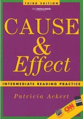 Cause and Effect : Patricia Ackert